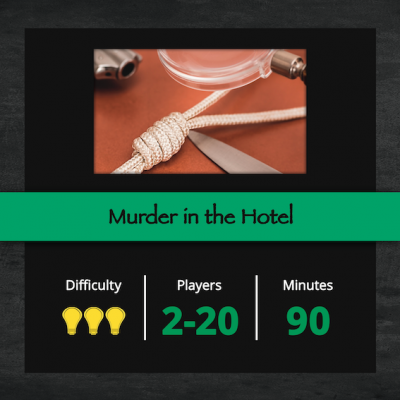 Murder in the hotel