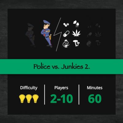 Police vs. junkies 2