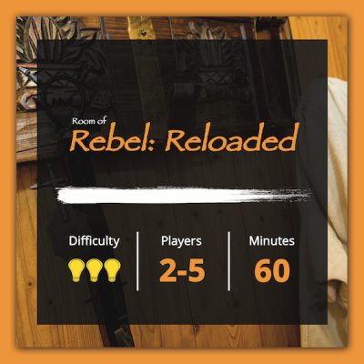Room of rebel: reloaded