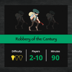 Robbery of the century