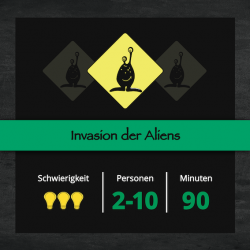 Invasion der Aliens