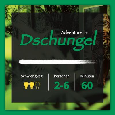Adventure im Dschungel